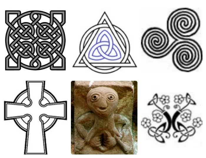 Celtic Ring Symbols