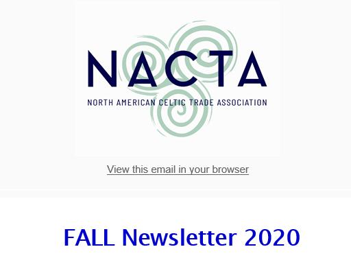 NACTA - Winter Newsletter