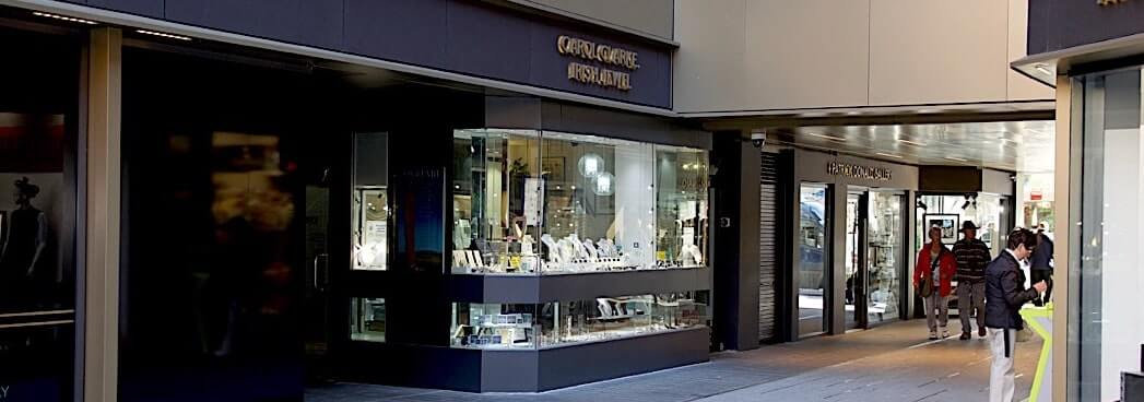Our New Look Shop Front