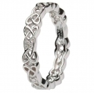 Silve Celtic Ring