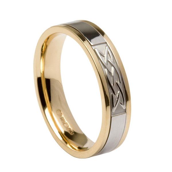 Love Knot Wedding Ring Irish Jewel Handmade Irish Jewelry