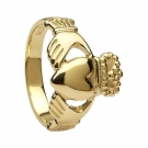 Claddagh Ring Medium 13mm(Crown)