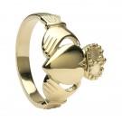 Claddagh Ring Extra Heavy