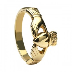 Maids Claddagh Ring Large