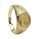 Celtic Lion Ring