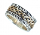 Heavy Celtic Ring