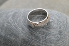 History of Ireland 8mm Ring