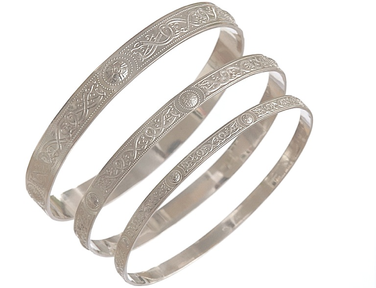Irish Jewel Handmade Celtic Jewellery Celtic Bangle