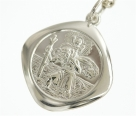St.Christopher Pendant-medium