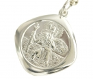 St.Christopher Pendant-large