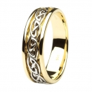 14k Celtic Ring