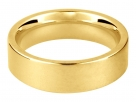 Easy Fit 9k Yellow Gold Wedding Rings